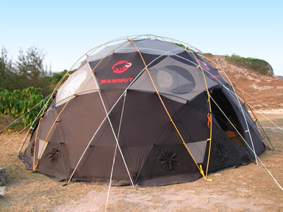 & Mammut Space Dome